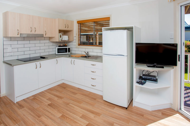 kitchen big4 sawtell beach holiday park