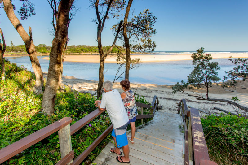 super site deal sawtell beach holiday park