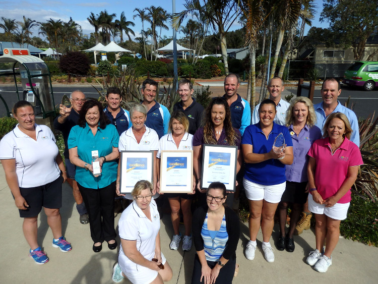 Holiday Parks Win Excellence Awards