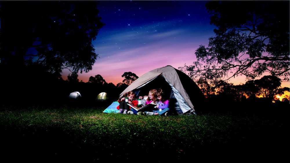 Top Tips For First-Time Campers