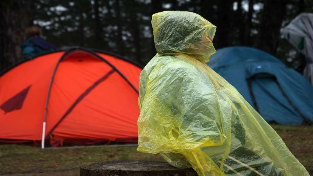 7 essential tips for wet weather camping