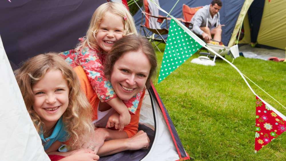 6 important reasons why camping is good for you